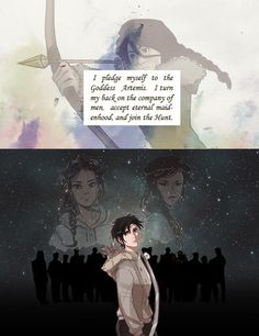 The Hunters of Artemis