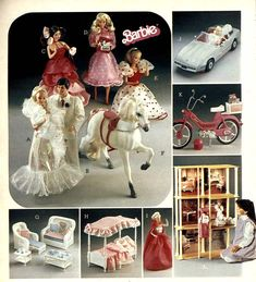 1980s Toys | Pictures of 1980s Toys (in chronological order)