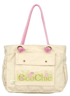 LC Pals - Dandelion Organic Tote, $16.99 (http://www.lcpals.com/dandelion-organic-tote/)
