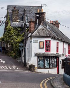 Best Of Ireland, Love Ireland, Ireland Travel, Cork, On A Clear Day, Tower Building, Tower House, Winding Road, Countryside