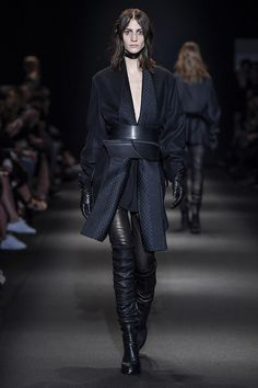 Ann Demeulemeester Fall 2015 RTW Runway – Vogue