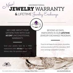 One of the coolest things about JIC to make them different then all of the other ring in candle companies is they actuallycare if you're happy with what you got in your candle. www.jicjewel.com