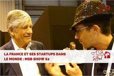 Impossible d'interroger Maurice Lévy ? Pas avec Rémy Bigot ! La preuve en vidéo où ce grand monsieur prend le temps de nous parler de l'événement Vivatech à Paris et où vous découvrirez pourquoi il est important d'organiser des événements de cette ampleur. En exclusivité pour vous ! http://www.webmarketing-com.com/2016/07/21/49860-la-france-et-ses-startups-dans-le-monde