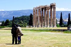 Discover the authentic side of Greece through high quality private tours in Athens and tailored travel packages designed and led by the Insiders Athens, Mount Rushmore, Greece, The Past, Journey, Tours, Mountains, Eyes, Nature