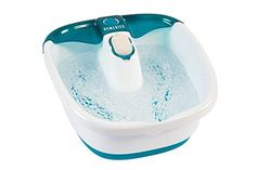 HoMedics Bubble Mate Foot Spa, Toe-touch control, Heat maintenance helps maintain warm water temperature, Removable pumice stone, FB-55. For product & price info go to:  https://beautyworld.today/products/homedics-bubble-mate-foot-spa-toe-touch-control-heat-maintenance-helps-maintain-warm-water-temperature-removable-pumice-stone-fb-55/