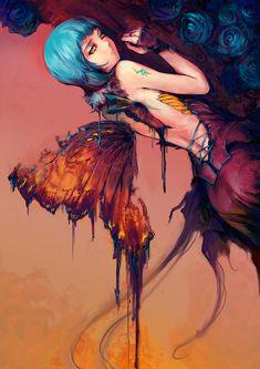 Melt down  by *asuka111