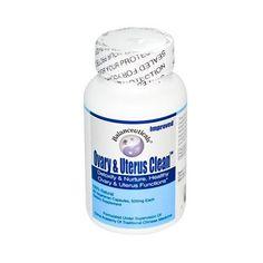 Balanceuticals Ovary And Uterus Clean 500 Mg (60 Capsules)