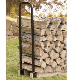 Adjustable Log Rack Kit | Wood Storage