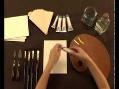 """pintura al oleo. tecnicas basicas: """"a la prima"""", """"por veladura"""", """"por empaste"""", """"con espatula"""""""