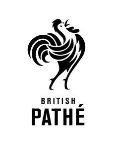 BRISTISH PATHE #logo by Bunch