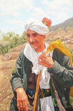 الفنان اليمني ردفان المحمدي