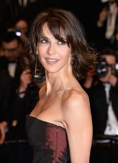 Sophie Marceau attends the 'Lost River' premiere during the 67th Annual Cannes Film Festival on May 20, 2014 in Cannes, France.