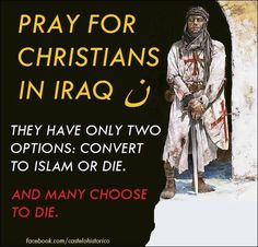 Not only Iraq but all those being persecuted!