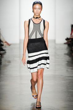 Ohne Titel Spring 2014 RTW - Runway Photos - Fashion Week - Runway, Fashion Shows and Collections - Vogue