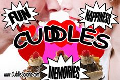 """With LOVE in the air """"CUDDLES"""" and a Sweet Treat would make a Great gift for Valentine's Day. Cuddles – Dessert Spoons with Feelings. Filled with Fun, Happiness and Memories that will last Forever. Being Happy, sharing your Love & Feelings with that Special Person is Priceless. www.CuddleSpoons.com"""