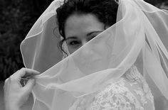 Playing coy with veil