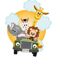Cartoon Animals Homepage