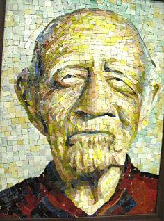 Portrait en mosaique http://www.mosaiconarede.com.br/viajando.php