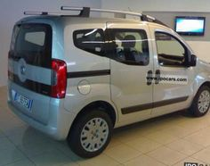 Fiat Qubo  Get behind the wheel of a vehicle perfect for every