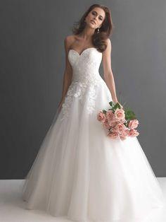 Allure Bridals 2657, $550 Size: 4 | Used Wedding Dresses