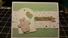 Stamp with Roberta: Bear Hugs