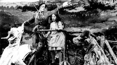 """""""The Wonderful Wizard of Oz"""" was first made into a movie in 1910, in Chicago, by the Chicago-based Selig Polyscope Company"""