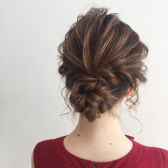 Party Hairstyles, Cute Hairstyles, Wedding Hairstyles, Wedding Kimono, Hair Arrange, Hair Setting, Short Wedding Hair, Bridesmaid Hair, Bridal Hair