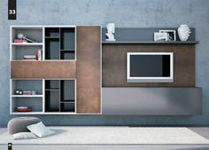 KICO LIVING Composizione N. 33 Moderno - soggiorno
