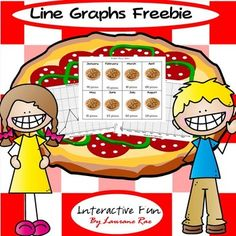 This line graph interactive activity set is one of eight other sets in the Line Graphs Interactive Collection aligned to Common Core Standards.This set features:* a given scenario or problem* visual picture cards * a line graph template with scale intervals marked* a line graph template with scale intervals unmarked * a task card including questions to interpret data collected* an answer sheetSuggested Use: Cut, laminate and place the set of visual cards in a zip-lock bag together with the ...