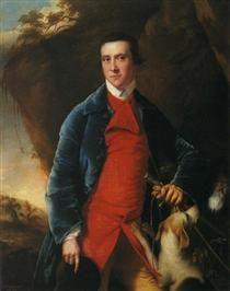 Francis Noel Clarke Mundy - Joseph Wright