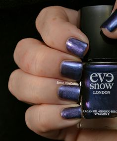 eve snow swatches & review of Alter Ego