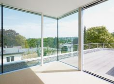Haus S in Wiesbaden by Christ-Christ Architekten | Architecture at Stylepark