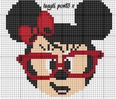 Cross Patterns, Modern Cross Stitch Patterns, Cross Stitch Designs, Cross Stitch Boards, Cross Stitch Bookmarks, Cross Stitching, Cross Stitch Embroidery, Pixel Drawing, Cross Stitch Tutorial