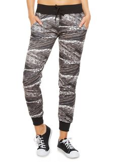 Rainbow Assorted Denim Seam Graphic Joggers With Ribbed Drawstring Waist Joggers, Sweatpants, Rainbow Shop, Sweat It Out, Drawstring Waist, Denim, Stylish, My Style, Shopping