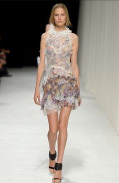 Nina Ricci SS14 Ready to Wear - Pattern/Colour/Material