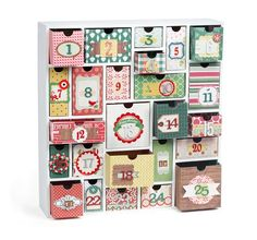 By In-house scrapbookers using American Crafts, Pebbles and Crate Paper