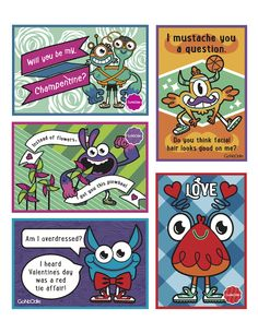 Free valentine's downloads from GoNoodle! #GoNoodlevalentines