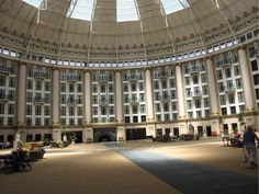 If you haven't gone to see West Baden, you need to! Inside the Hotel - West Baden Springs  #Resort #Indiana #FrenchLick