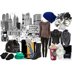 How to not look like a tourist in NYC – New York City Fashion