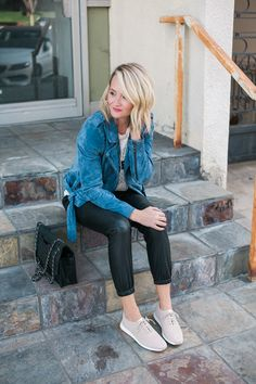 My winter 2018 style, casual chic and warm when the Socal temps drop, everyday outfit ideas, @thestyleeditrix