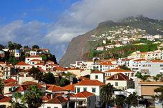 Câmara de Lobos, Madeira, Portugal  Câmara de Lobos (chamber of the wolves) is a city in the south-central coast of the island of Madeira.