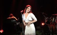 Watch: Lana Del Rey Performs 'Love' Live for First Time at SXSW