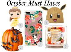 It's October, which means new month, newMust Have list! I am so EXCITED that October is finally here because I have so many fun things planned for this month. Later this monthI'm heading to Disneyland to attendMickey's Halloween Party for the second year in a row! I couldn't be happier because ILOVE Disneyland during Halloween-time. …