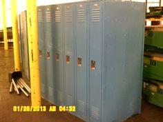 Used Penco Back to Back Full Door Lockers Lockers For Sale, Used Lockers, Door Locker, Half Doors, Personal Storage, Locker Storage