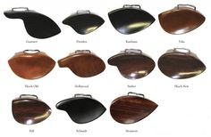 The chin rest that came with your instrument when you bought it might not be a good fit. Learn about some of the factors to consider when selecting a chin rest. #learntoplayviolin