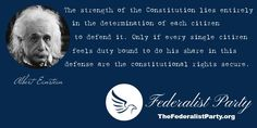 The strength of the Constitution