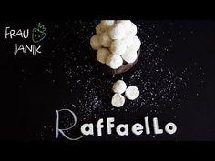 gesunde Raffaello- 3 Zutaten, Vegan & ohne Haushaltszucker... Diese gesunden Raffaellos sind super schnell gemacht und ihr braucht nur 3 Grundzutaten!