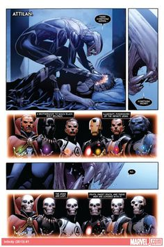 From Young Avengers to AvX, Jim Cheung recalls the lessons learned throughout his career at Marvel! What is some of your favorite Jim Cheung work?  http://marvel.com/news/story/20981/paving_the_road_to_infinity_jim_cheung_pt_1