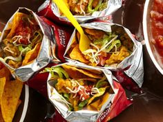 My wife and I love tacos, taco salad, burritos, tostadas, nachos… you get the idea. We love tacos. This little recipe is a portable camp friendly taco meal full… Quesadillas, Burritos, Healthy Recipes, Mexican Food Recipes, Dinner Recipes, Yummy Recipes, Yummy Food, Mexican Dishes, Deserts