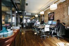 WeWork Coworking - New York's Meatpacking District - Officelovin